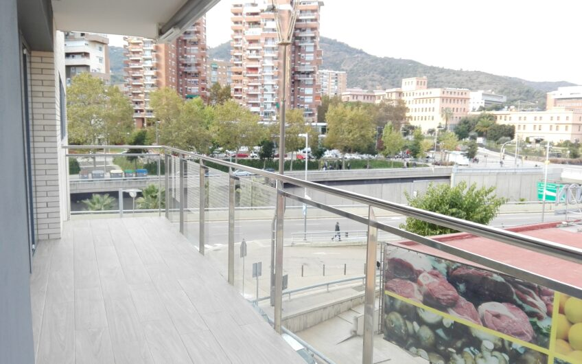 Passeig Vall d'Hebron